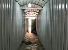 بيت ارضي للايجار على الشارع العام يصلح مكتب اوعيادة او عائلة صغيرة