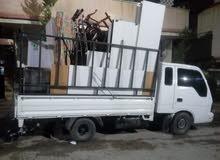 Diesel Fuel/Power car for rent - Kia Bongo 2005