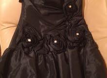 فستان سهرة بسيط