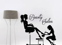 we need.Filipina or Arabia for  salon