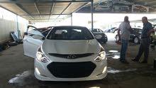 Hybrid Fuel/Power car for rent - Hyundai Sonata 2015