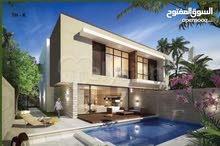 فيلا غرفتين دور واحد في دبي لاند
