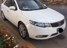 كيا سيراتو الدار موديل 2012