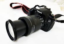 Canon 60D Dslr  professional Camra weth 18-135mm imeging steblizer Lens charger
