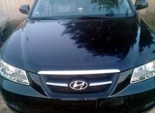 Black Hyundai Sonata 2007 for sale