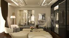 شقة بكهرباء مجانية وتشطيب فندقي عالي في شفا بدران ومن المالك مباشرة