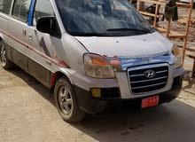Renting Hyundai cars, H-1 Starex 2007 for rent in Baghdad city
