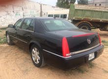 Cadillac DTS 2007 For sale - Black color