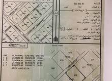 نزوى - ارض للبيع سكني في حيل فرق