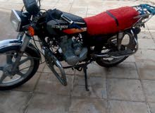Used Honda motorbike available in Mafraq
