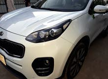 White Kia Sportage 2017 for sale