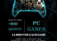 PC Games ألعاب كمبيوتر