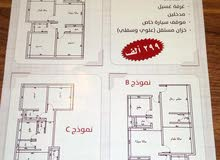 4 Bedrooms rooms  apartment for sale in Jeddah city Al Wahah