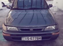 Gasoline Fuel/Power   Toyota Corolla 1993