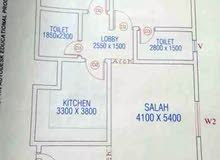 Ground Floor  apartment for sale with 2 rooms - Salala city Al Sada North