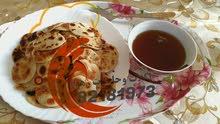 قروص حلاوة كنافة ونارجيل لذيذة جدا  الأسعار على حسب الطلب