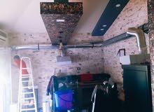 فني تركيب شفطاط وبيع معدات المقاهي