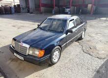 Available for sale! 0 km mileage Mercedes Benz E 200 1992