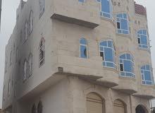 عمارة للبيع في صنعاء في سعوان جنب شارع النصر