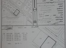 أراضي ف حي سعد4 للبيع توجد أكثر من أرض