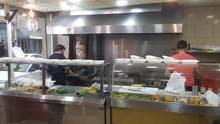 مطعم للبيع كاش او أقساط