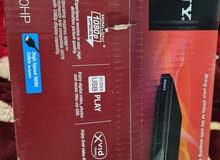 جهاز دي في دي للبيع غير مستخدم فقط مفتوح الكرتون...