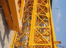 تور كرين كوبي بوتين تجميع الصين  ارتفاع 62 متر البوم 60 متر 1,800 كيلو جرام سنة