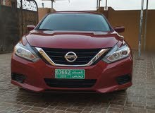 Nissan Altima car for sale 2016 in Saham city
