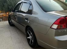 Used condition Honda Civic 2003 with 1 - 9,999 km mileage