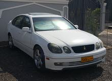 Gasoline Fuel/Power   Lexus GS 2004