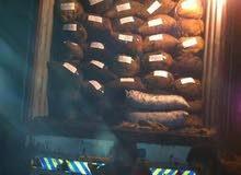 فحم أفريقي للبيع مشاوي وشيشة