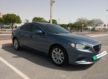 Mazda 6 2016 for sale in Doha