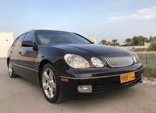 Available for sale! 1 - 9,999 km mileage Lexus GS 430 2001