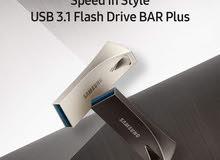 فلاش سامسونج أصلي 32 جيجا USB 3.1 ضد المية وضد الصدمات