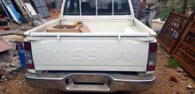 White Nissan Pickup 1991 for sale