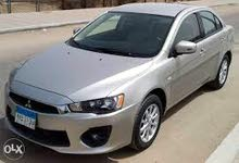 Lancer 2016 for rent