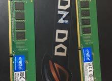رامات DDR4 (4*4) أستخدام بسيط وبسعر مغري ...