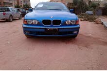 Automatic BMW 2015 for sale - New - Benghazi city