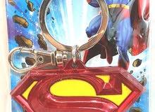 Superman Keychain مدالية سوبرمان أصلية (DC)