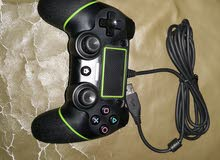 Ps4 control wire not use new for sale Price is 9 BD