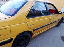 Manual Yellow Peugeot 2013 for sale