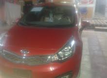 Red Kia Rio 2015 for sale