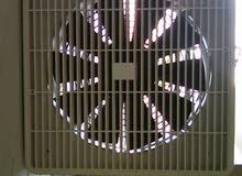 شفاط هواء/مروحة 2في1 elicent vitro 12/300