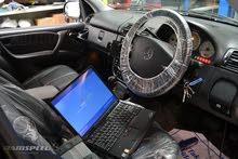 فحص وتشخيص وبرمجة جميع سيارات المرسيدس بالتفاصيل الدقيقة والصور