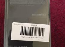 ايفون 7 128GB JET BLACK اللون اللماع. جديد بقراطيسة