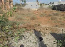 قطعة أرض مساحة 350 م  بعد نفق الفويهات علي شارعين
