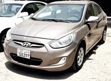 Available for sale! 1 - 9,999 km mileage Hyundai Accent 2013