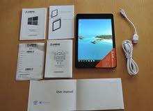 بنظامين ويندوز 10 اصلي +اندرويد+ Tablet 32GB 2 Ram GB