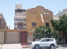 فيلا للبيع بحى المحمدية بجدة 250م شارع 32 تجاري