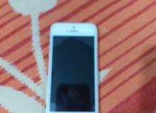 نقال للبيع ايفون 5السعر 250 وبي مجال اقره الوصف